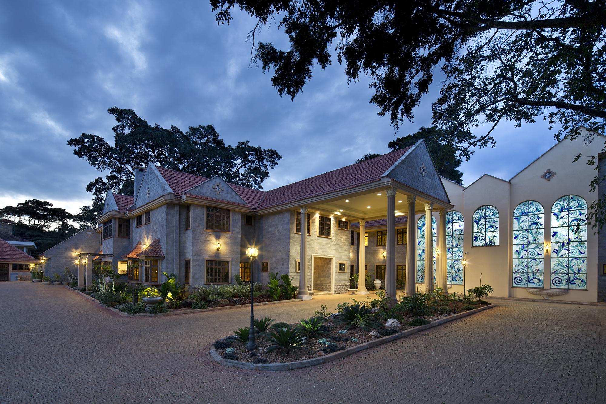 Kenya Palace